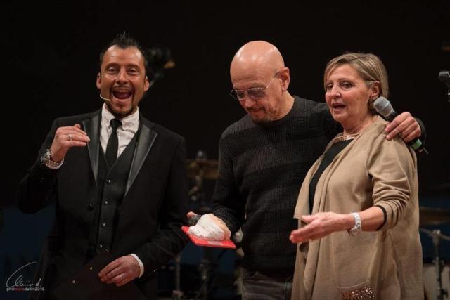 Premio Pierangelo Bertoli 2016